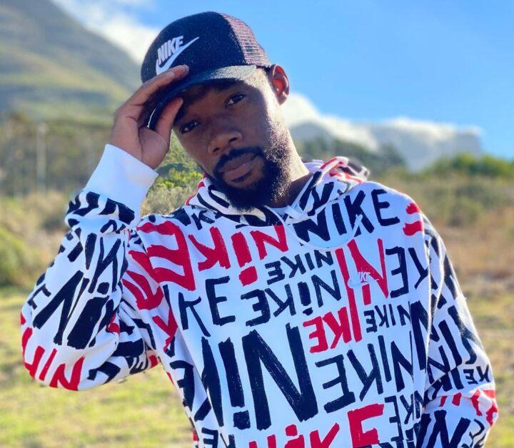 Mduduzi Mdantsane Receives The Latest Nike Mercurial!