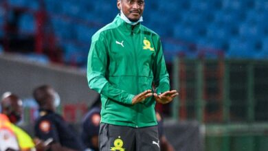 Rulani Mokwena Happy With Mamelodi Sundowns' League Position!