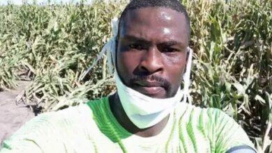 Kgotso Moleko Is An Avid Farmer In His Spare Time!