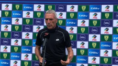Ernst Middendorp Disappointed By Maritzburg United's Immaturity!