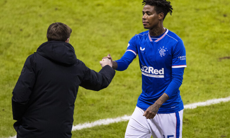 Bongani Zungu Temporarily Removed From The Rangers Squad!