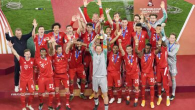 See How Bayern Munich Celebrated Their Sixth Trophy Of The Year!