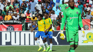 John Madumo Misses Watching Mamelodi Sundowns Play Live!