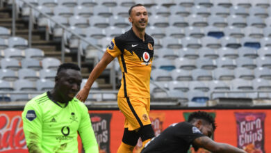 Samir Nurkovic Privileged to Have Played In the Soweto Derby!