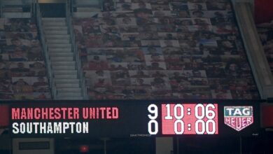 Manchester United Thrash Southampton 9-0 At Old Trafford!