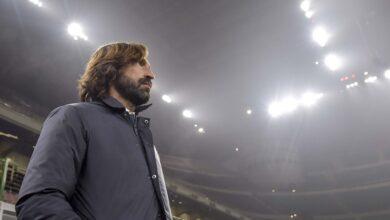Andrea Pirlo Knows That The Coppa Italia Semi-Finals Aren't Over!