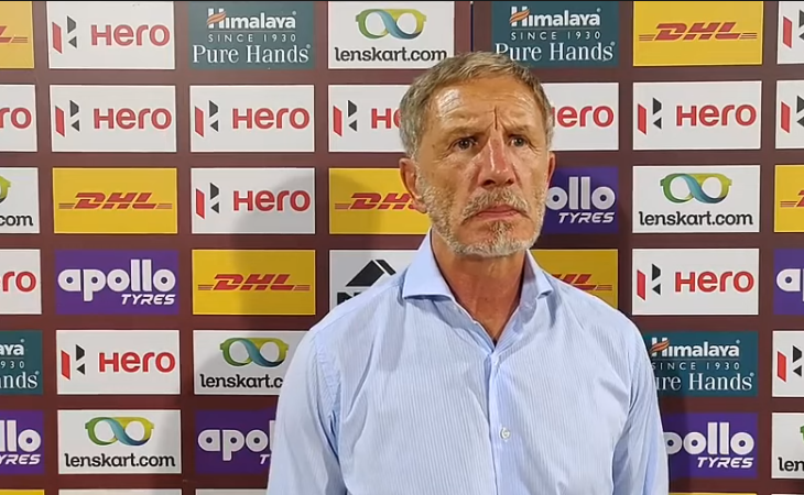 Odisha FC President Says He Has Never Experienced What Stuart Baxter Said!