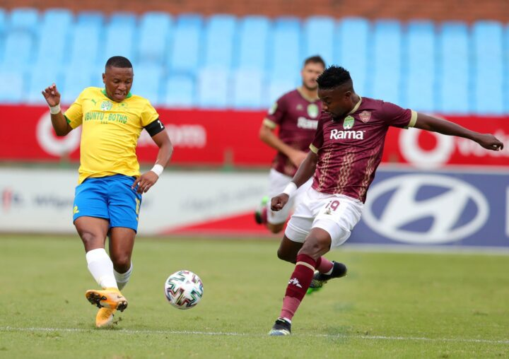 Steve Barker Proud Of Stellenbosch's Team Effort against Sundowns!