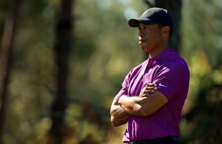The Sports World Bereaves The News Of Tiger Woods' Car Accident!