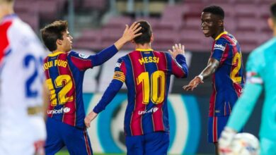 Ilaix Moriba Will Always Cherish Making His Debut Alongside Leo Messi!