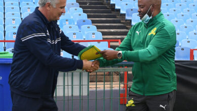 Manqoba Mngqithi Concerned With Mamelodi Sundowns' Chance Conversion!