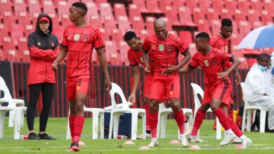TS Galaxy Have 4 Players Out Injured Ahead Of Chippa United Match!