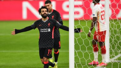 Liverpool Beat RB Leipzig 2-0 To Gain First-Leg Advantage!