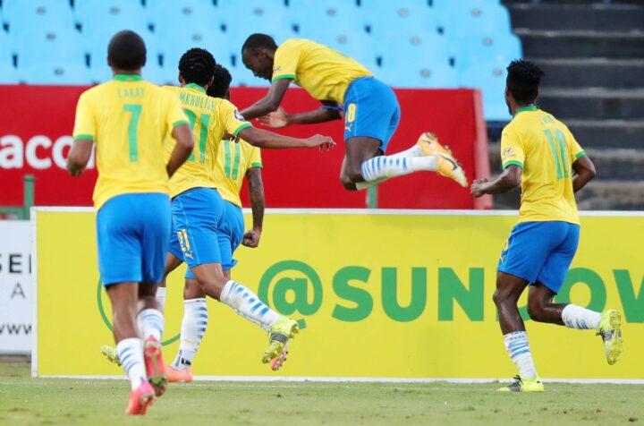 Manqoba Mngqithi Happy With Mamelodi Sundowns Victory!