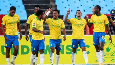 Mamelodi Sundowns Banned From Travelling To Algeria!