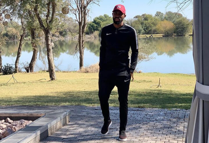 Ramahlwe Mphahlele Continues To Serve Great Nike Looks!