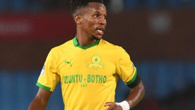 Themba Zwane Says Mamelodi Sundowns Want To Work Hard!