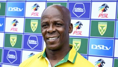 Mandla Ncikazi Claims That Golden Arrows Defended Well!
