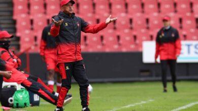 Owen Da Gama Says TS Galaxy Players Do Not Complain!