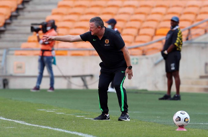 Gavin Hunt Says Everybody At Kaizer Chiefs Is Disappointed!