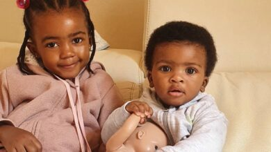 Rooi Mahamutsa Has The Cutest Children! Check Them Out!