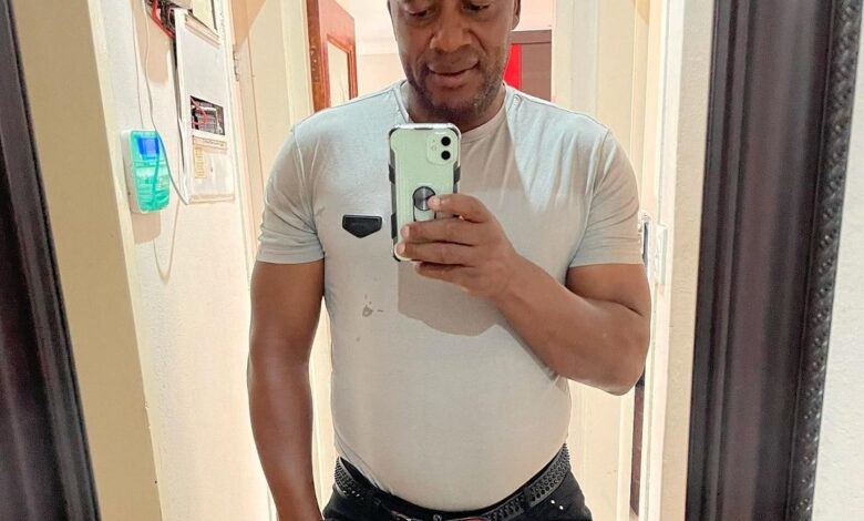 Maimane 'Ngubo' Phiri Continues To Keep Extremely Fit!