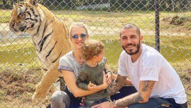 Daniel Cardoso Welcomes His New-born Baby into the World!