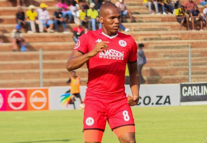Mlungisi Mbunjana Dreams Of Playing More Matches This Season!