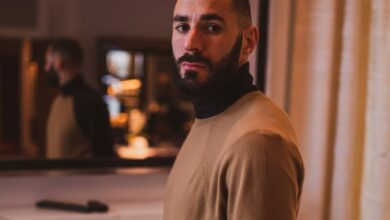 Karim Benzema Releases A Brand New Nueve Video!