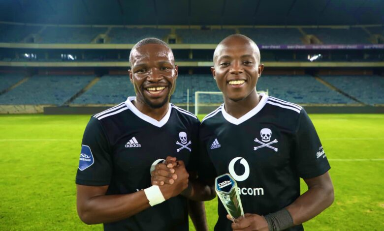 Orlando Pirates Looking To Welcome Back A Few Faces From Injury!
