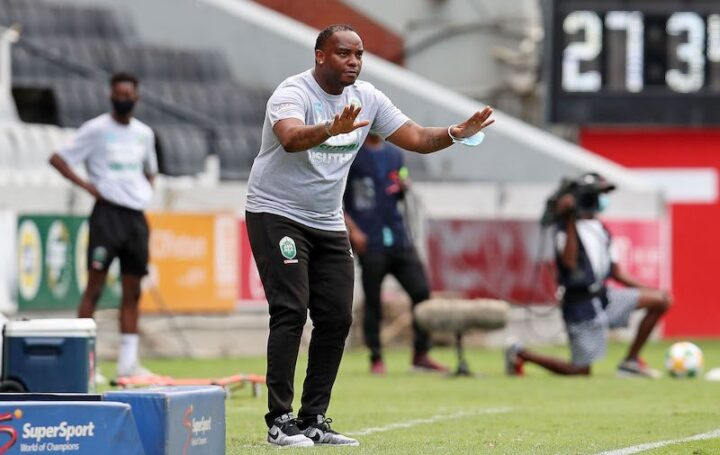 McCarthy Happy To Finally Defeat SuperSport United!