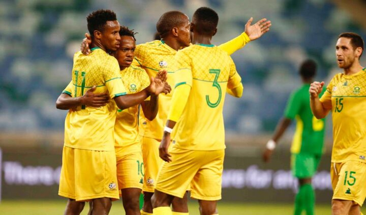 Bafana Bafana Squad For AFCON Qualifiers!