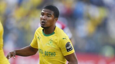 Lyle Lakay Approaches 100 Matches For Mamelodi Sundowns!