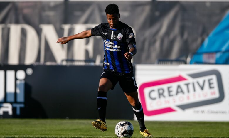 George Lebese Begins Yet Another Club Search As A Free Agent!George Lebese Begins Yet Another Club Search As A Free Agent!