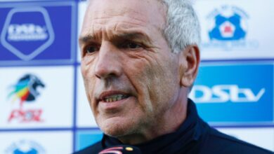 Ernst Middendorp Rues Missed Opportunities Against Kaizer Chiefs!