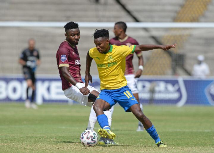 Mauricio Affonso Wants To Help Mamelodi Sundowns Achieve Success This Season!