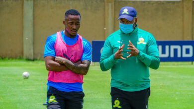 Manqoba Mngqithi Says Sundowns Are Expected To Qualify!