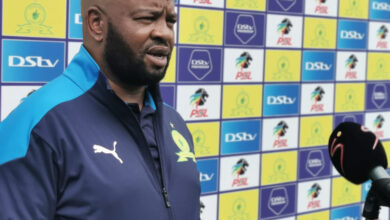 Manqoba Mngqithi Says That The Sundowns Players Are Fatigued!