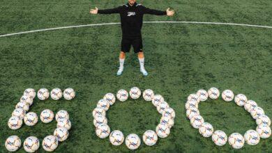 Luis Suarez & Puma Successfully Donate 500 Footballs To Charity!