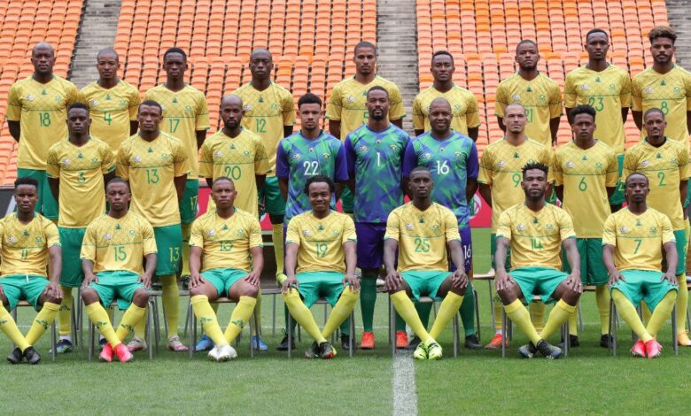 PSL Teams Wish Bafana Bafana Good luck in Their AFCON Qualifier!