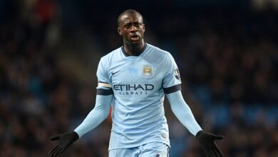 Outrage As Yaya Toure Does Not Receive a Statue for Manchester City!