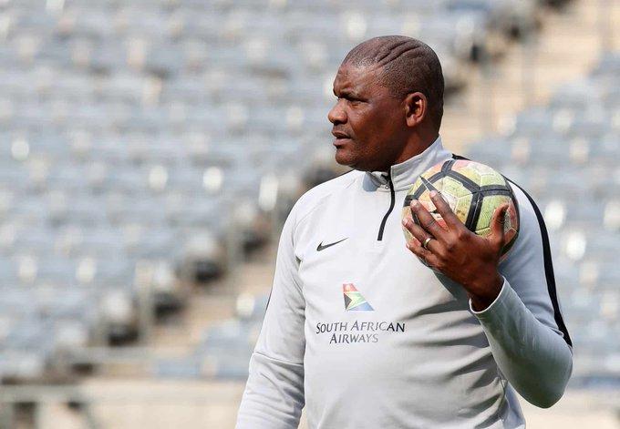 SAFA Fire Bafana Bafana Head Coach Molefi Ntseki!