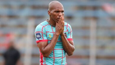 Mlungisi Mbunjana Dreams Of Playing More Matches This Season!