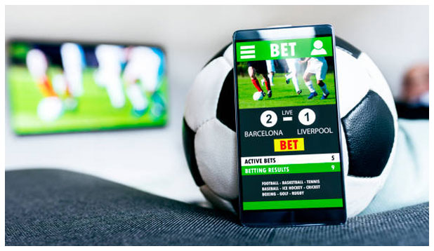 Do punters prefer pre-match or live betting for soccer