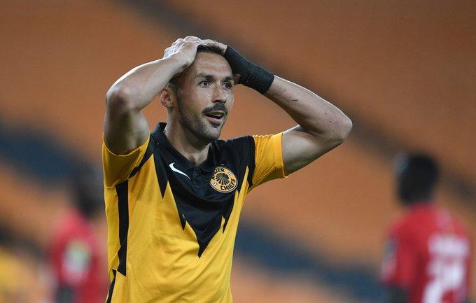Samir Nurkovic Says He Would Love To Play For Bafana Bafana!