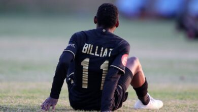Khama Billiat Is Eager To Get Back Into Action For Chiefs!