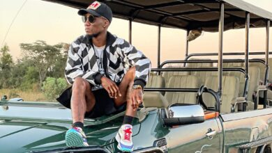 Check Out Teko Modise's Luxurious Getaway in the African Wild!