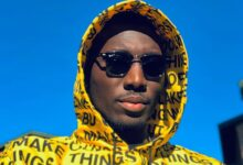 Richard Ofori Is A Fan Of His Super Cool Shades!