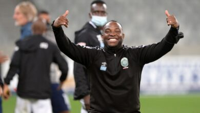Benni McCarthy Hopes That AmaZulu Will Maintain Their Focus!