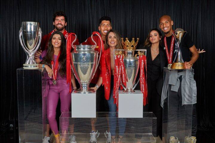This Is A Look At The Lovely Family Of Alisson Becker!